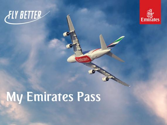 My emirates pass